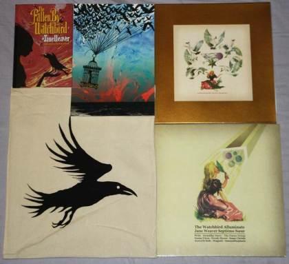jane weaver - fallen by watchbird crop