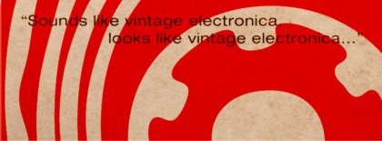 sounds like vintage electronica