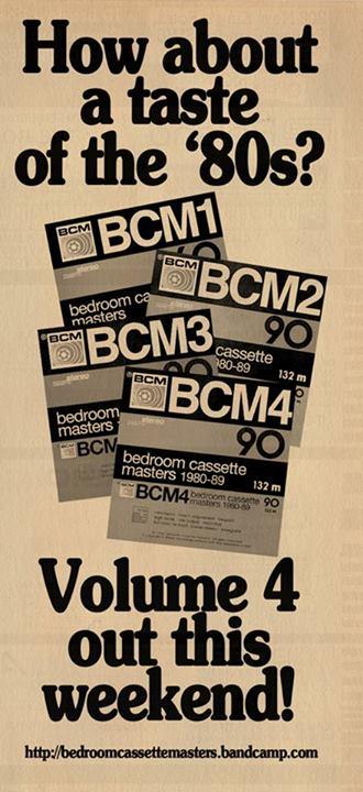 bedroom cassette masters 4 poster
