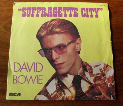 david bowie - sufragette city crop