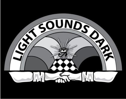 light sounds dark