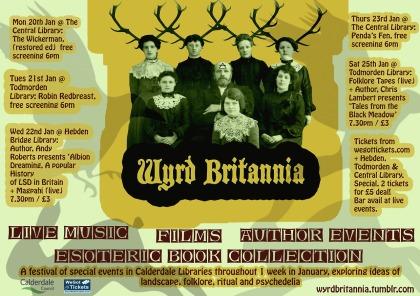 wyrd brittania festival