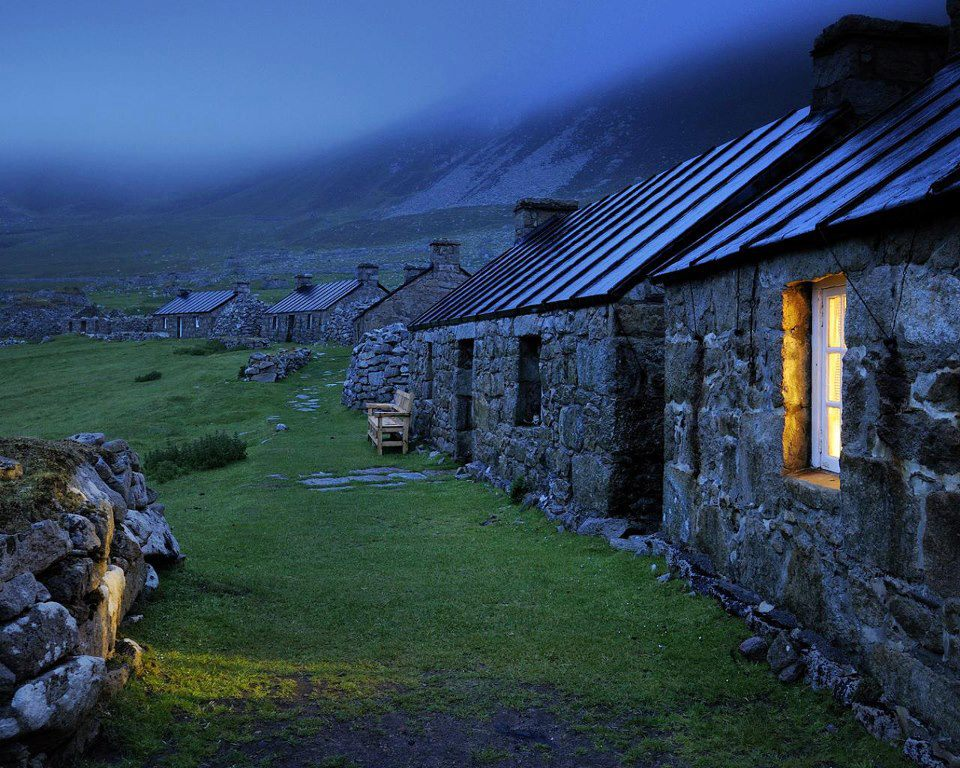 The Old Ways…of The Outer Hebrides | The Golden Apples of ...