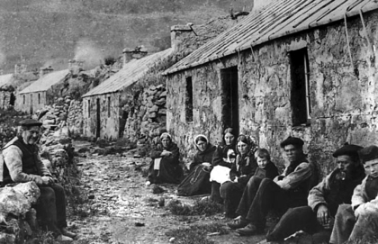 St Kilda Scotland old