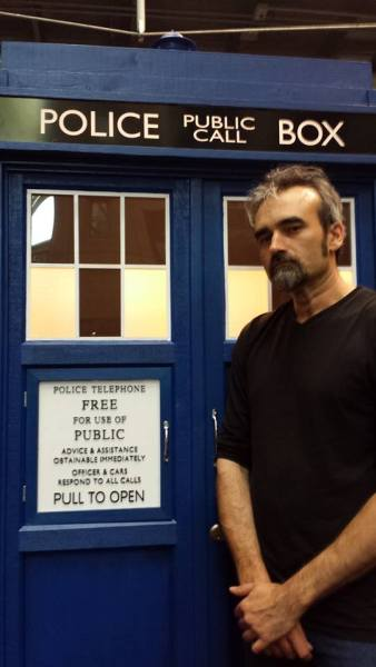 wheldon Thornley tardis