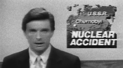 Chernobyl News Footage 3