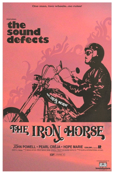 the sound defects_ironhorse_posterbig
